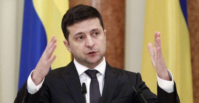 Escaladarea situaţiei din Donbas: Zelenski a convocat Consiliul pentru Securitate şi Apărare Naţională