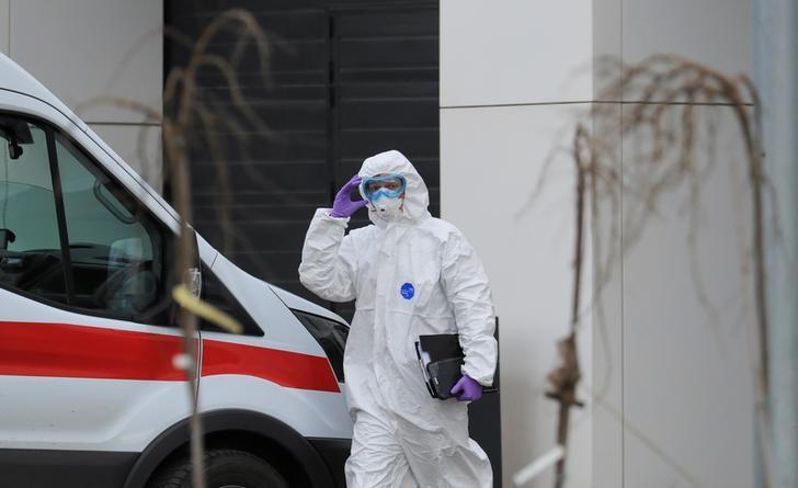 Al patrulea caz de deces cauzat de COVID-19 în Rusia