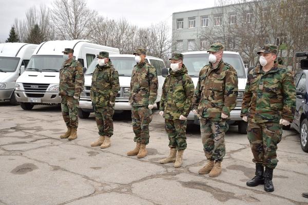 VIDEO | De mâine, Militarii Armatei Naționale vor patrula pe străzile municipiilor, orașelor și centrelor raionale din R. Moldova