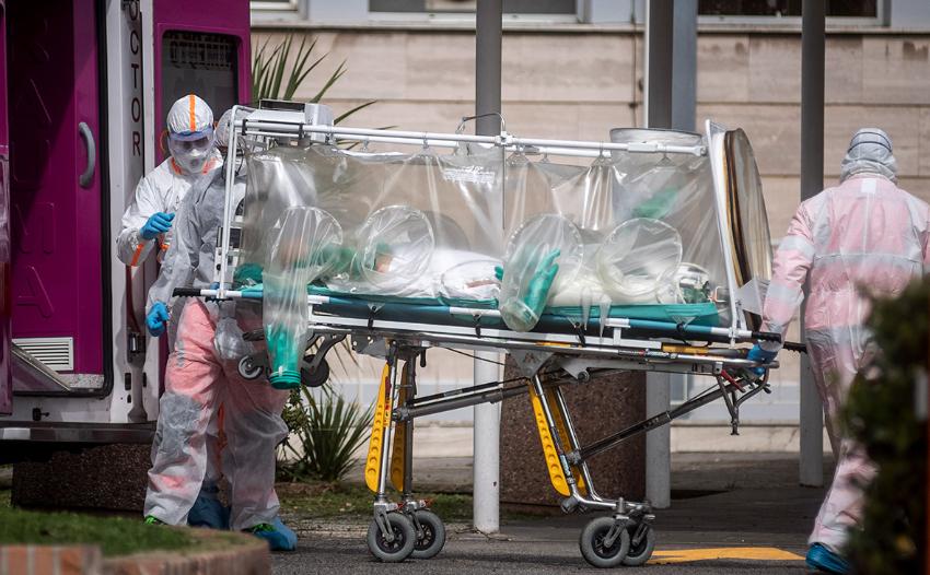 La Stampa: 80% российских поставок в Италию для борьбы с коронавирусом оказались бесполезны