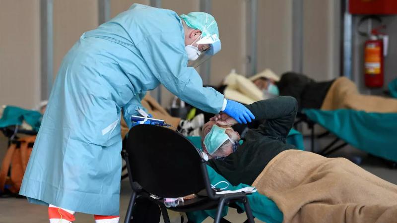 Bilanț catastrofal în Italia. În ultimile 24 de ore din cauza coronavirusului au murit o mie de persoane
