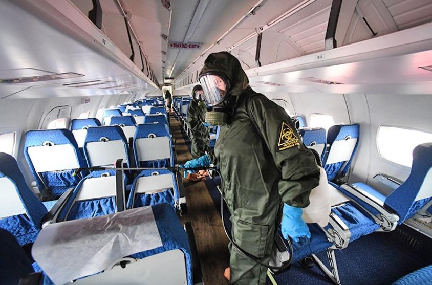 Авиакомпании готовятся к масштабному кризису из-за коронавируса. Одна компания уже обанкротилась