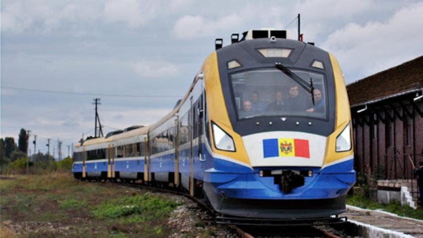 Молдова приостанавливает движение поезда Кишинев – Яссы
