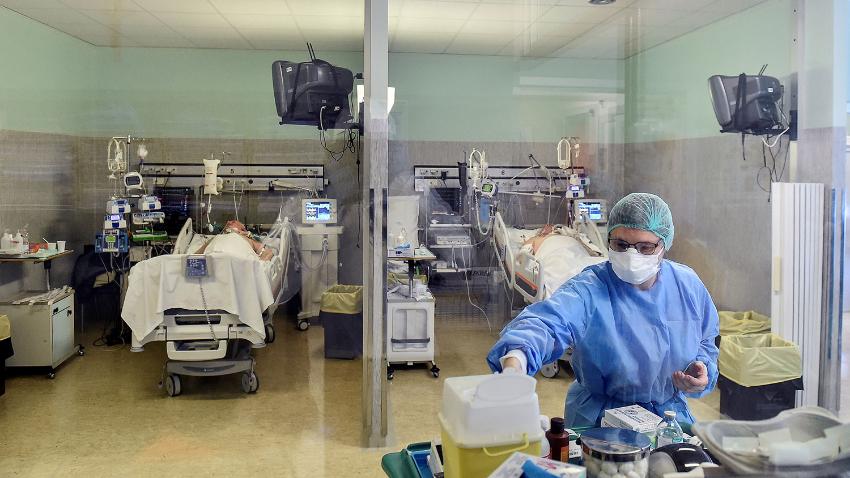 Un moldovean, diagnosticat cu COVID-19, a murit într-un spital din Madrid