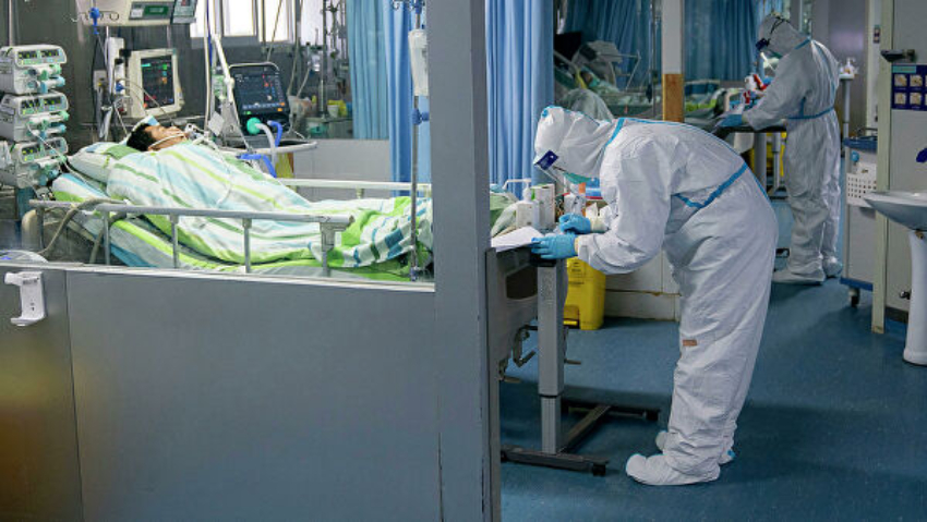 В Китае выздоровели более 90% зараженных коронавирусом