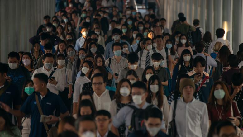 Aproximativ 90.000 de cazuri de infectare cu COVID-19, la nivel mondial. Noul bilanț oficial al deceselor