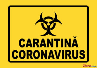 Carantină la Institutul de Medicină Urgentă