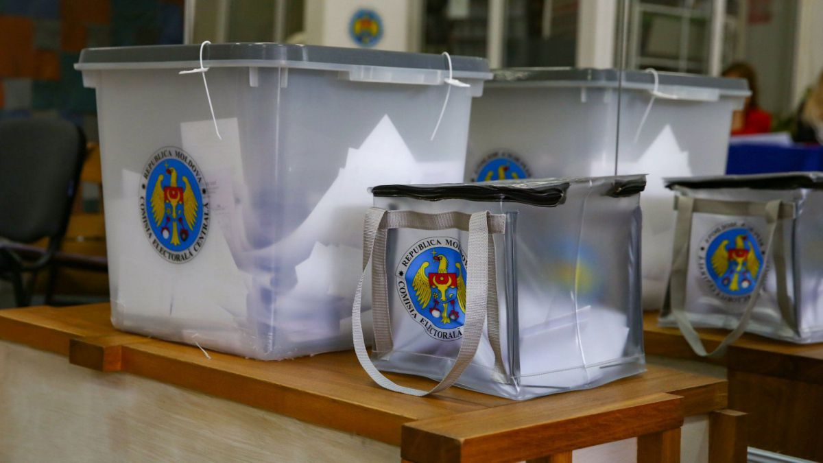 Alegeri locale repetate în raionul Fălești, de 8 martie. CEC a început tipărirea buletinelor de vot