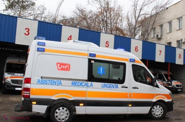 Medicii urgentiști din Bălți ar primi salarii mai mici decât șoferii