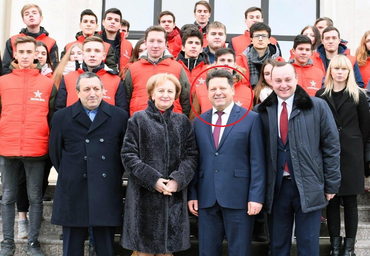 Curtea Constituțională a validat mandatul de deputat al lui Ștefan Gațcan