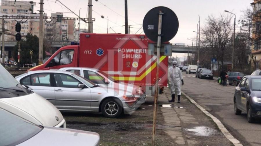 Un român bolnav de coronavirus a ajuns la Iași cu un microbuz plin cu moldoveni