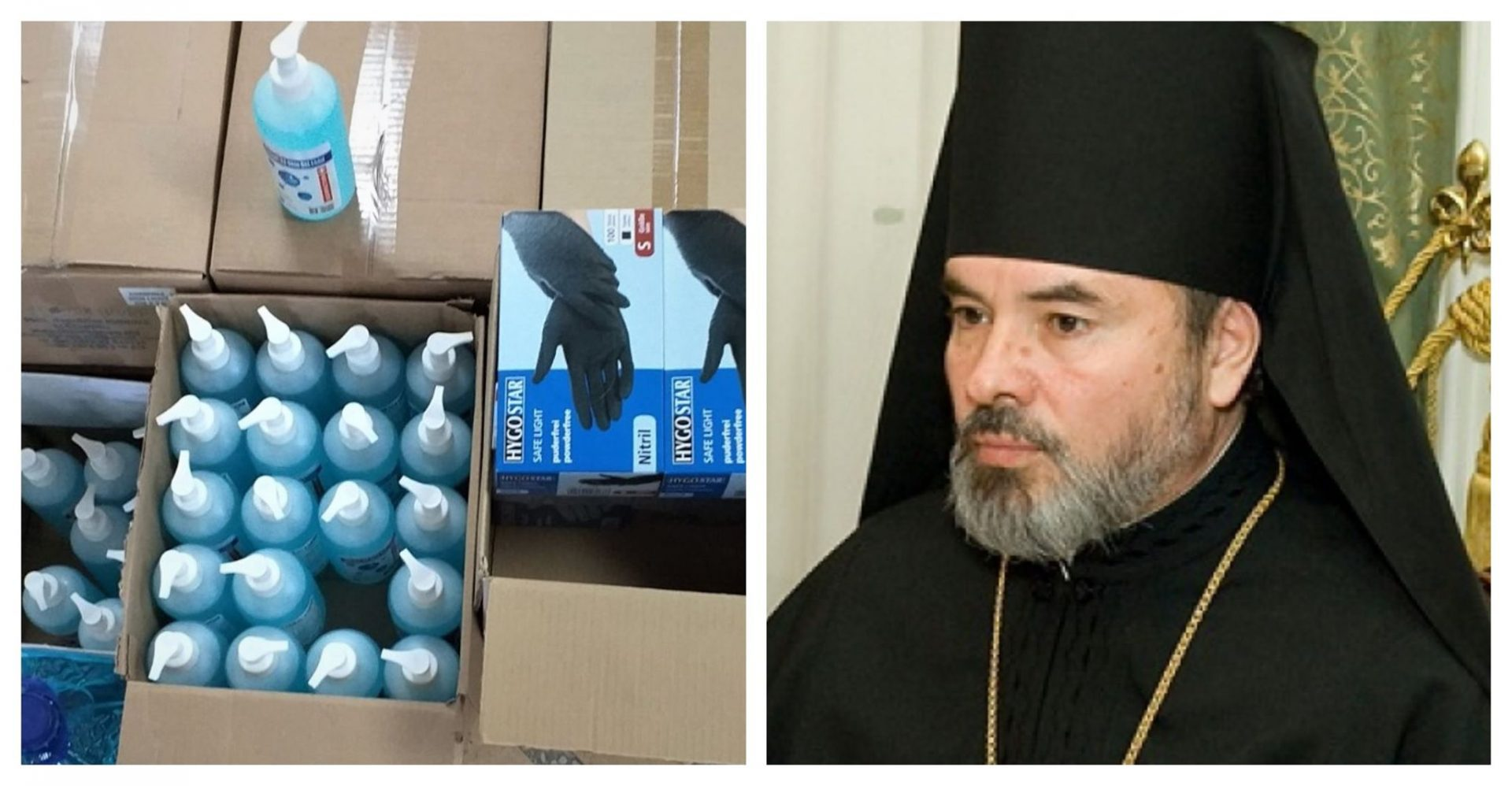 """""""Subalternii"""" episcopului Marchel au adunat doar 5400 de lei pentru a ajuta medicii din Bălți"""