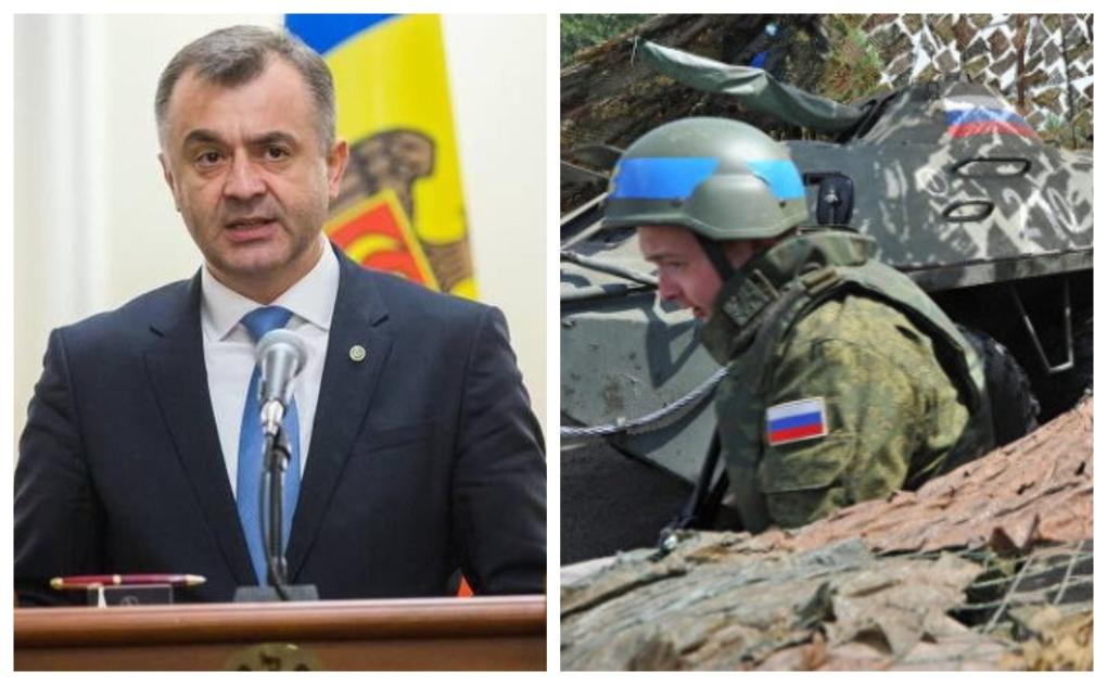 Premierul evită să spună între cine a fost războiul din 1992 și dă de înțeles că nu va cere deschis retragerea trupelor rusești: Trebuie de acționat diplomatic