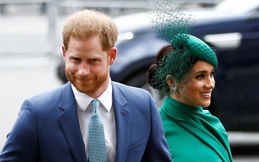 FOTO   Prințul Harry și Meghan Markle au participat la ultimul lor eveniment regal