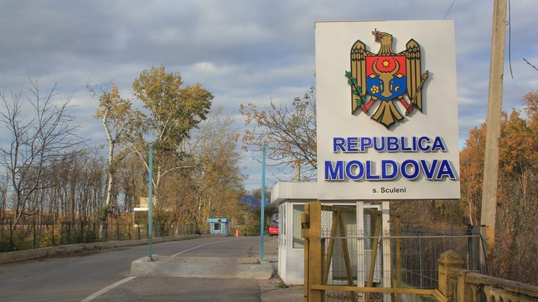 În ultimele 24 de ore 2145 de persoane au intrat în Republica Moldova