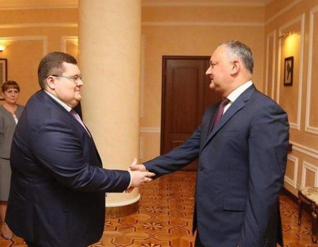 Личные интересы Игоря Додона, выше интересов Республики Молдова