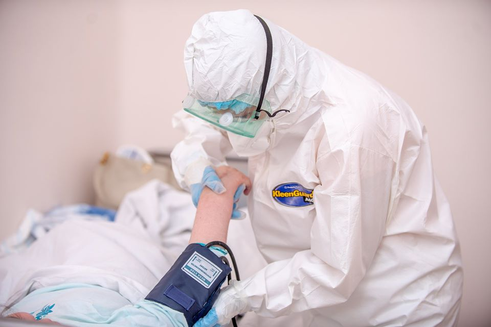 В Молдове 105 новых случаев COVID-19 за сутки. Почти половина из них на севере страны