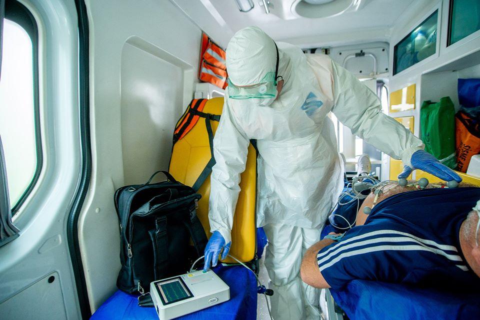 Очередное затишье перед бурей. В Молдове за сутки выявили всего 73 новых случая COVID-19