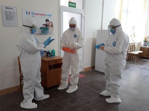Raionul Glodeni, pe primul loc după numărul de infectări cu COVID-19 în ultimele 24 de ore