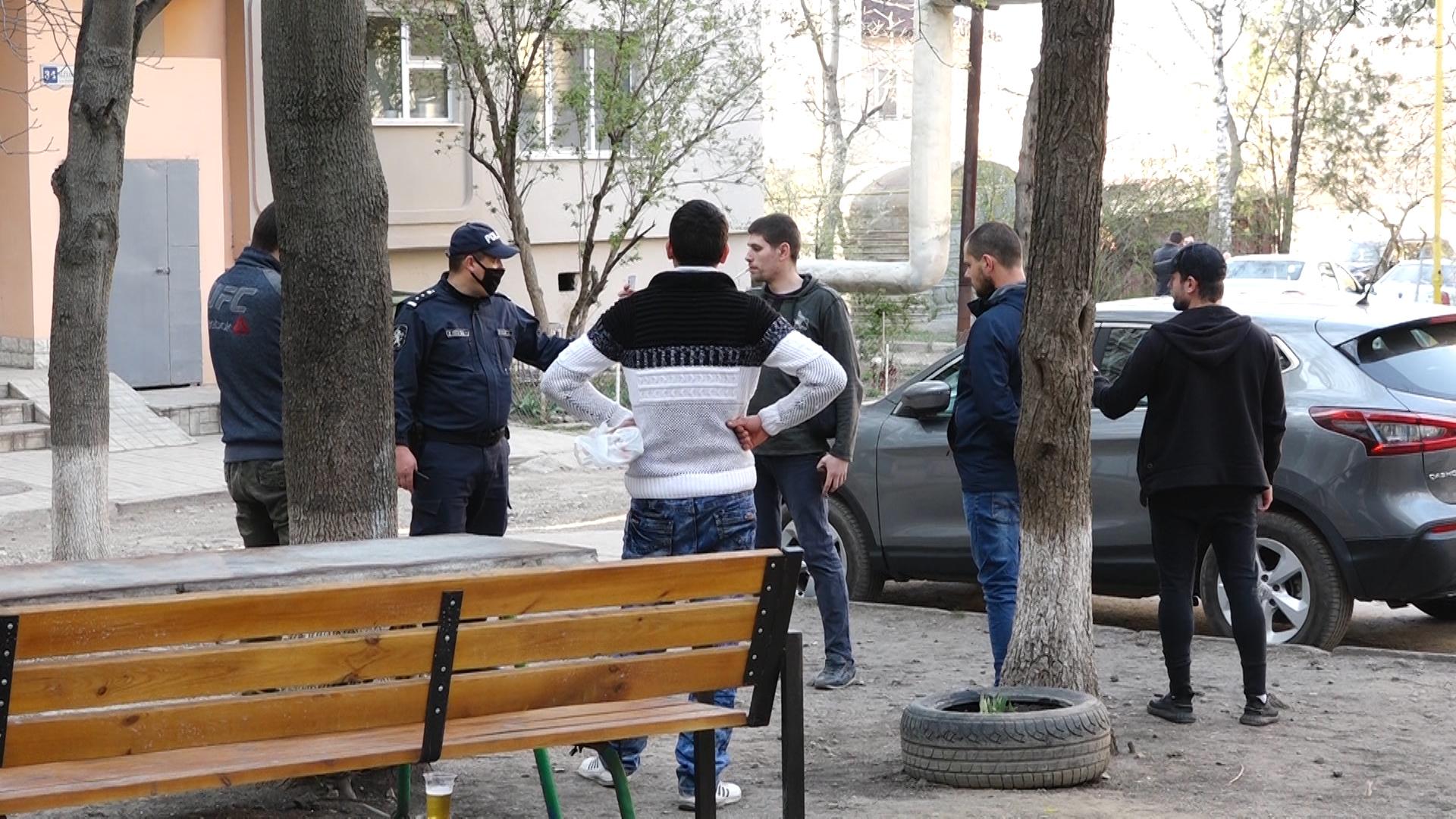 VIDEO | Berea i-a costat 130 de mii de lei. Șase tineri din Bălți, amendați pentru că nu au respectat regimul de carantină