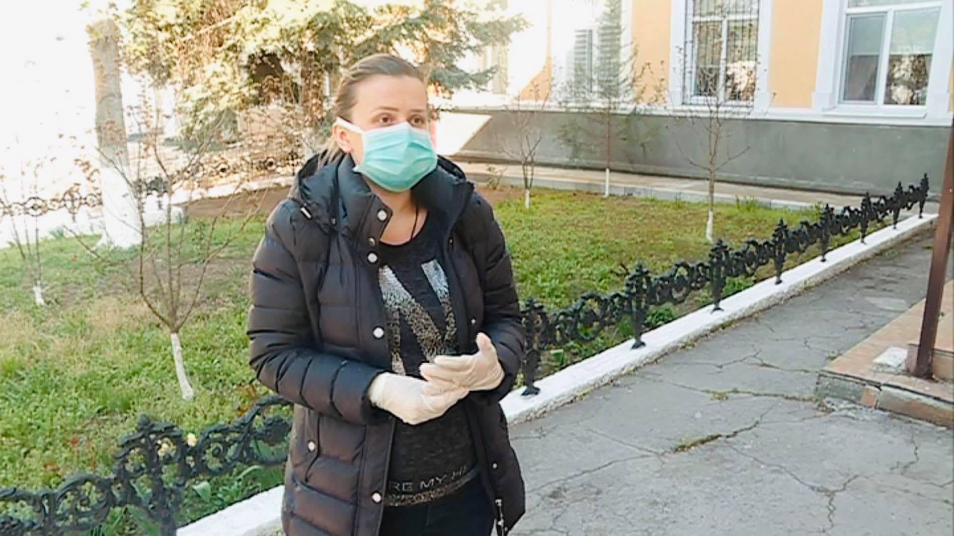 A învins boala, ea și copilul ei. O gravidă s-a tratat de coronavirus