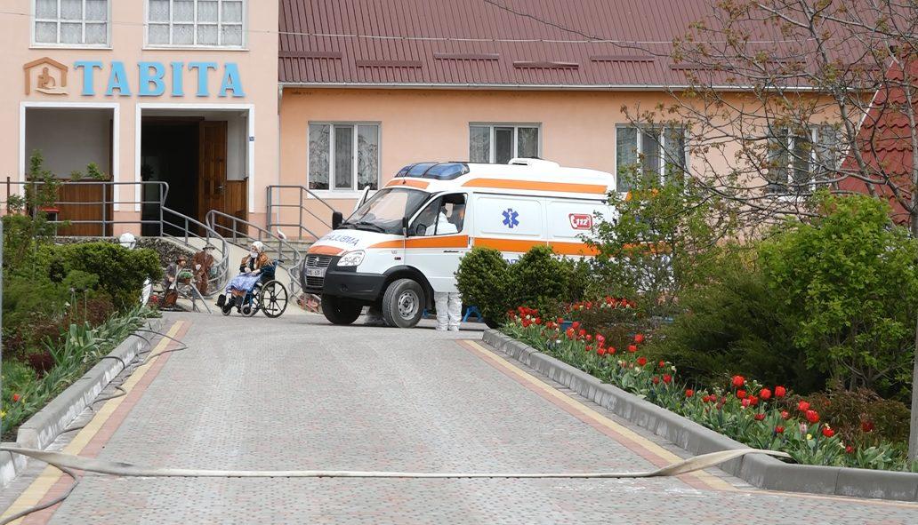 VIDEO | Focar de COVID-19 la un azil de bătrâni din raionul Glodeni