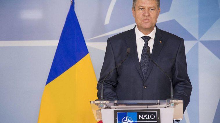 Iohannis : Alianţa Nord-Atlantică a făcut posibilă consolidarea securităţii la nivel regional şi global