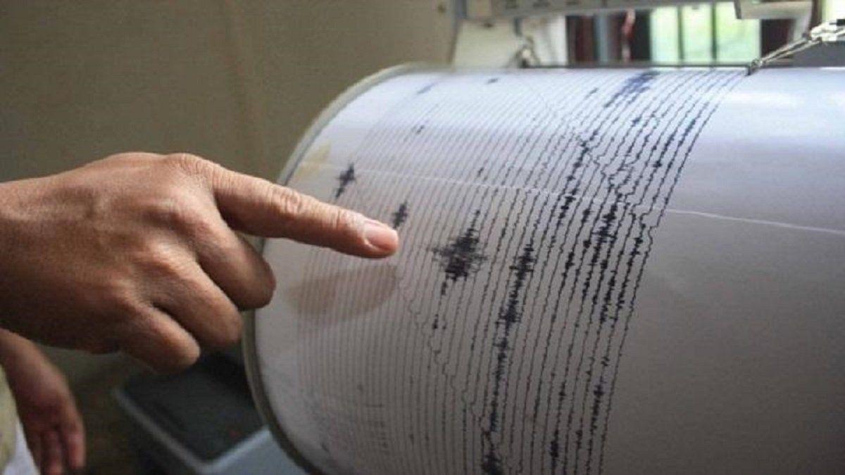 Этой ночью в Молдове произошло землетрясение