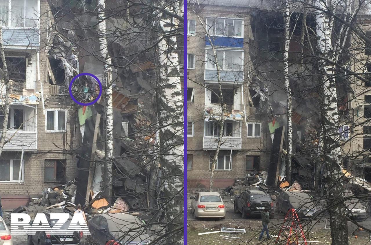 VIDEO | Explozie într-un bloc de locuit din Rusia. O persoană a decedat