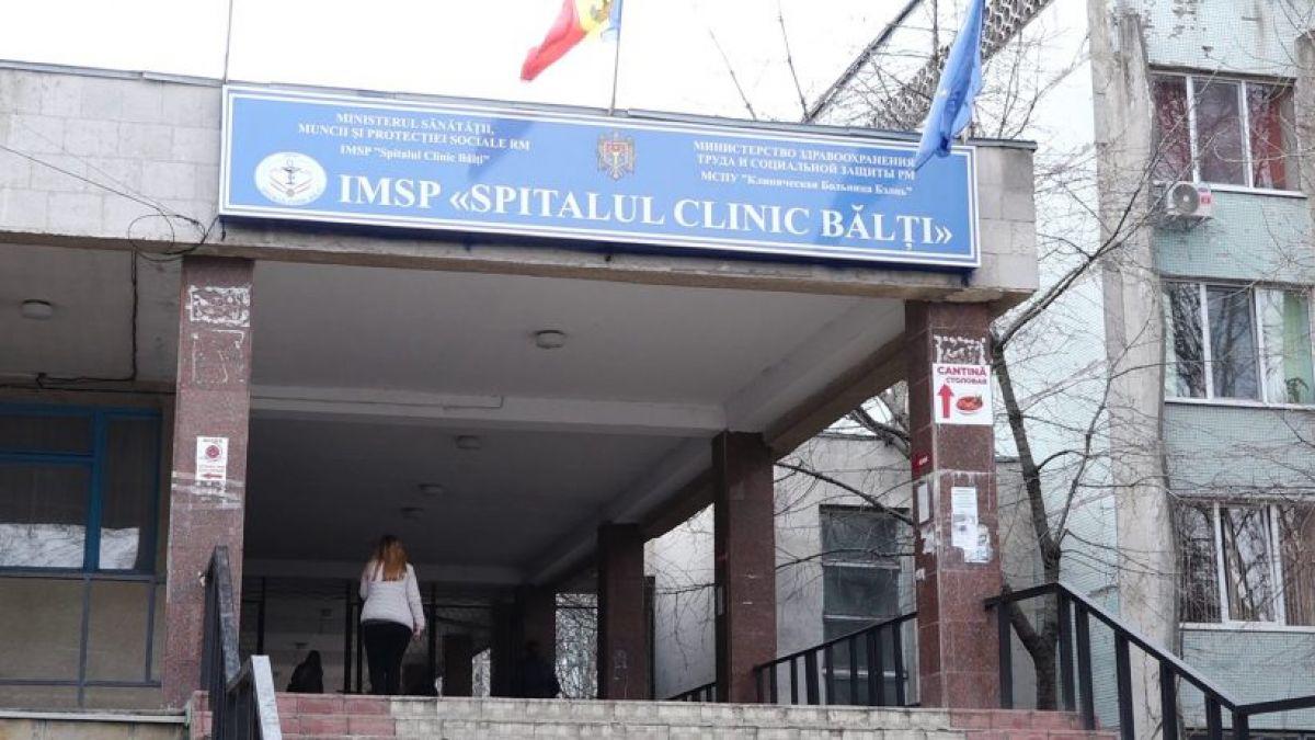 Angajații unei întreprinderi au donat peste 200 de mii de lei Spitalului Clinic Bălți