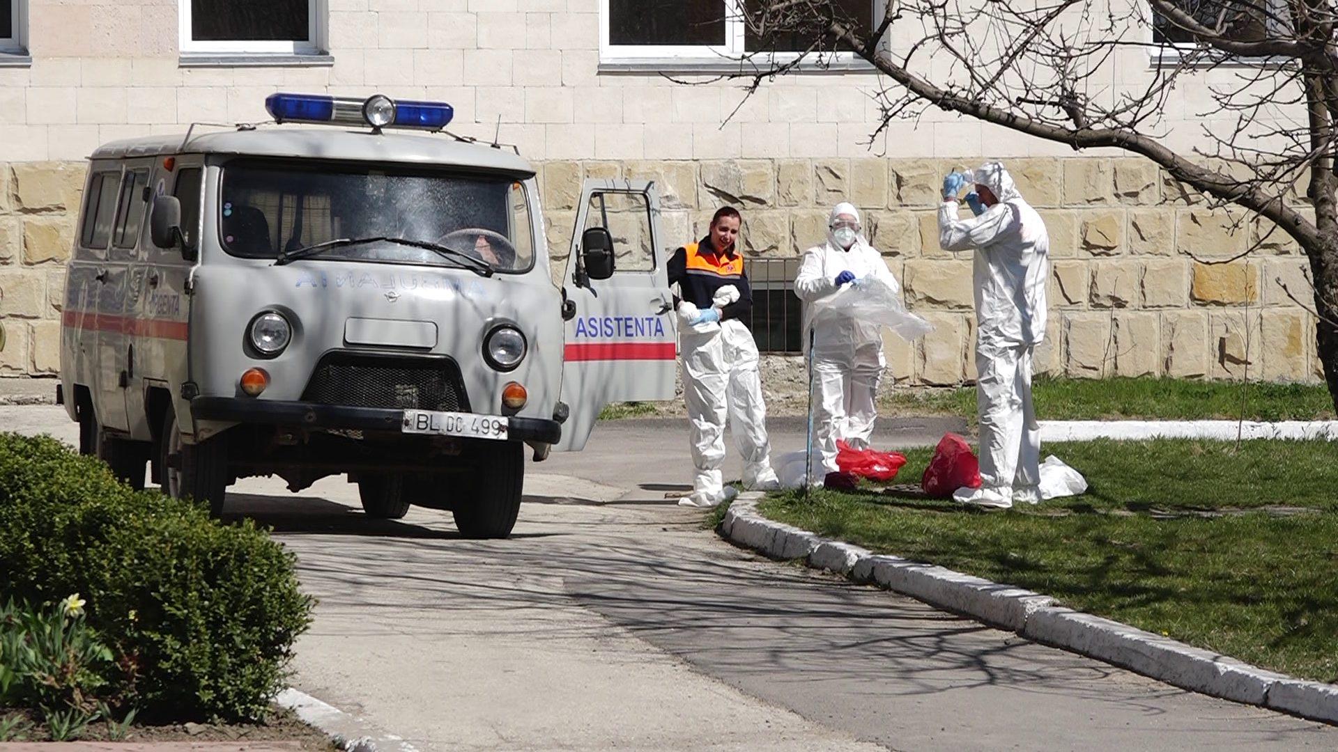 VIDEO | Glodeni, al doilea focar din nordul țării. 19 angajați medicali, infectați cu COVID-19