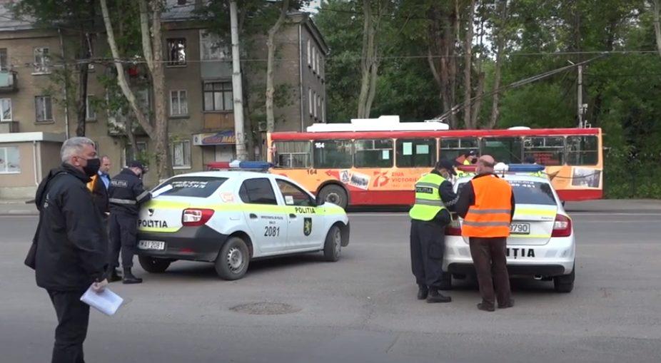 ВИДЕО | Бельцкие водители троллейбусов и предприятие оштрафованы почти на 190 тысяч леев