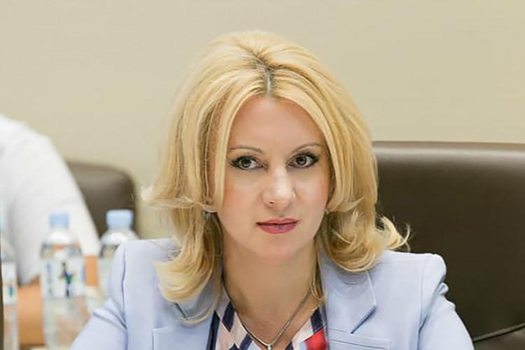 Deputata Violeta Ivanov a fost aleasă vicepreședintă a fracțiunii parlamentare a Partidului Șor