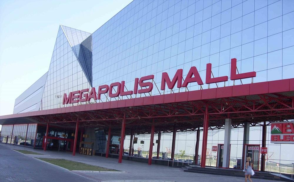 """""""Megapolis Mall"""", scos la vânzare pentru suma de 165 milioane de lei"""