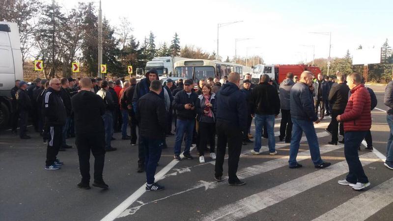 Zi fierbinte la Bălți! Vânzătorii din piețe ies la protest