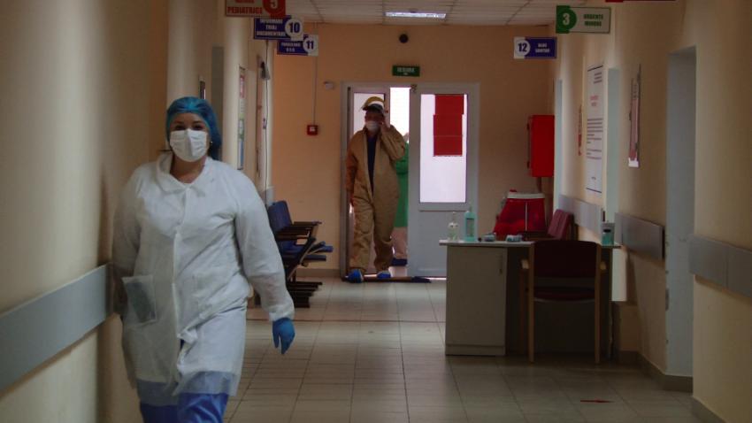VIDEO | Medicii din Soroca, tratați de COVID-19, au revenit la locurile de muncă