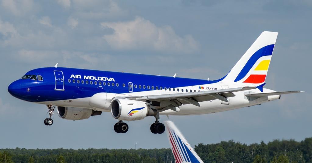 """""""Air Moldova"""": Guvernarea blochează activitatea companiei"""