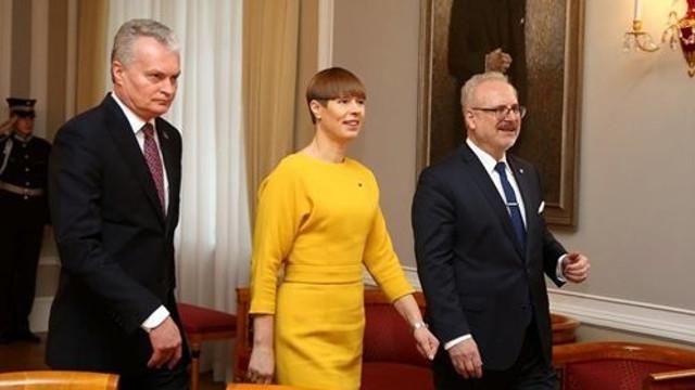 """Țările baltice au condamnat tentativele Rusiei de """"falsificare a istoriei"""""""
