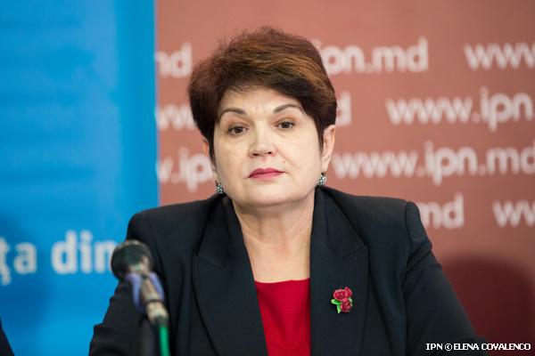 Valentina Buliga revine la conducerea unei instituții de stat