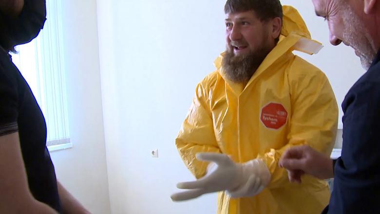 Liderul cecen, Ramzan Kadîrov, este suspect de coronavirus. A fost dus la spital la Moscova