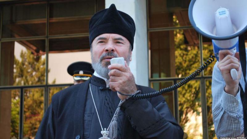 """""""Fugiți de vaccin. Este o capcană!"""" Episcopul de Bălți și Sinodului Bisericii Ortodoxe din Moldova, promotorii teoriilor conspiraționale"""