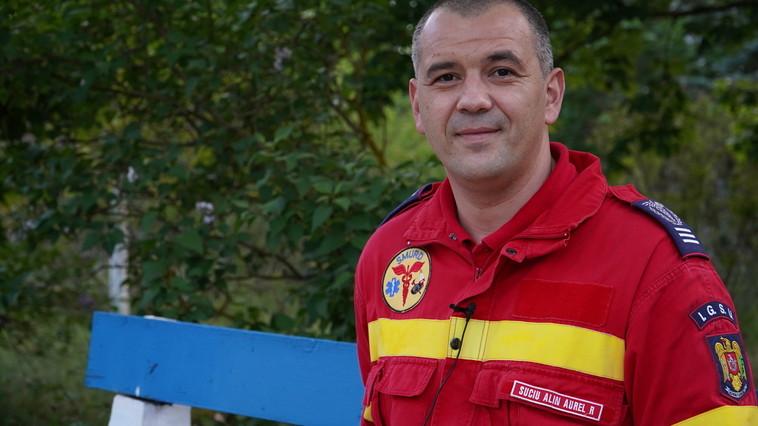Coordonatorul echipei de voluntari SMURD România: Nu am venit pentru sejur, ci să luptăm cu pandemia alături de frați