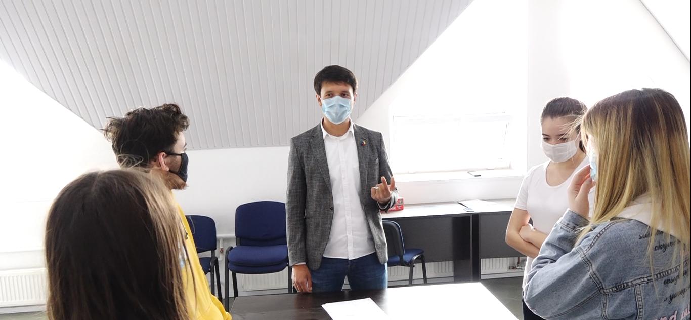 VIDEO | O echipă de activiști civici din Bălți, schimbă lucrurile în bine