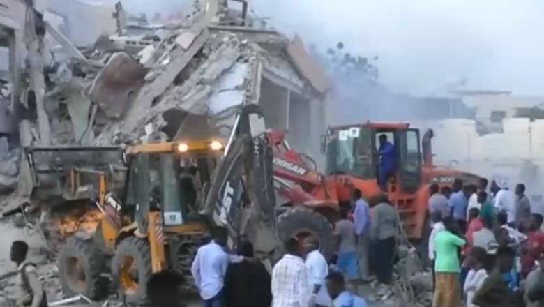 Explozie soldată cu morţi şi răniţi în Somalia, în timpul unei sărbători musulmane