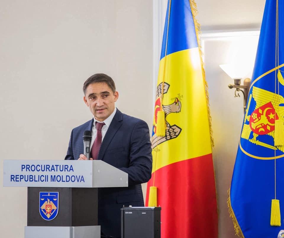 Cristian Hrițuc // Moscova și-a numit Procurorul General la Chișinău!