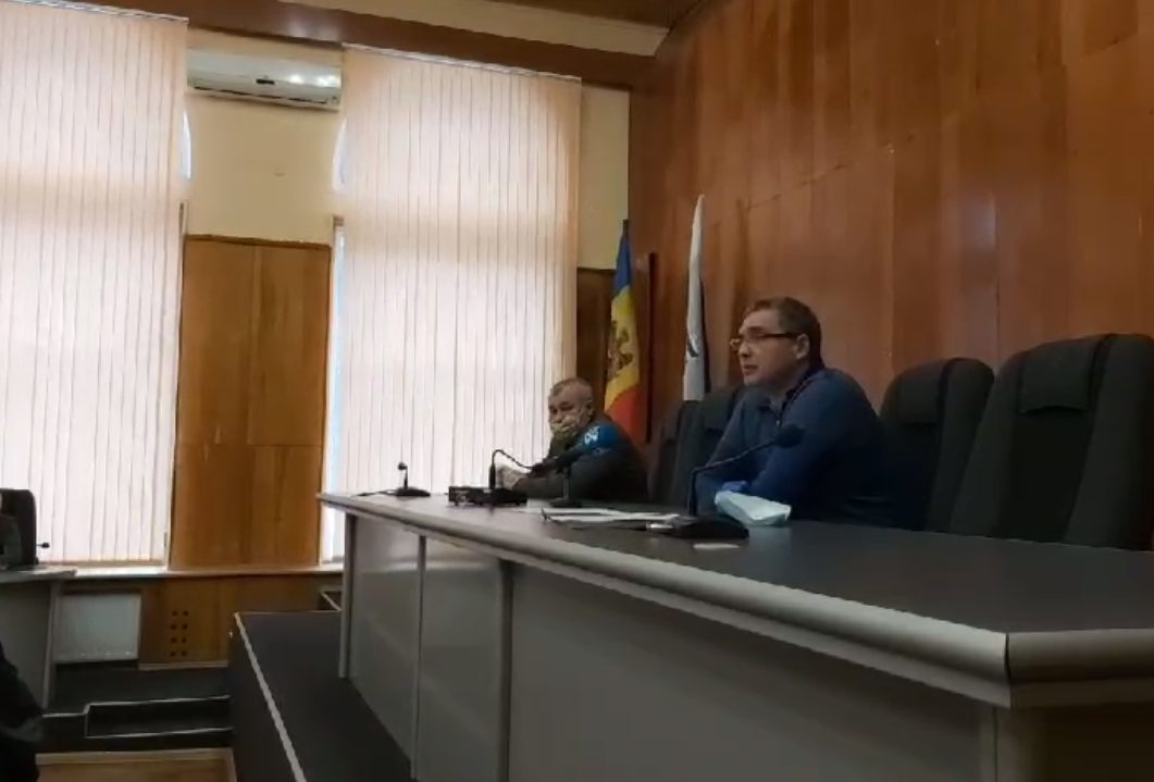LIVE | Ședința Comisiei pentru Situații Excepționale Bălți discută despre un focar de COVID-19 la o fabrică din oraș
