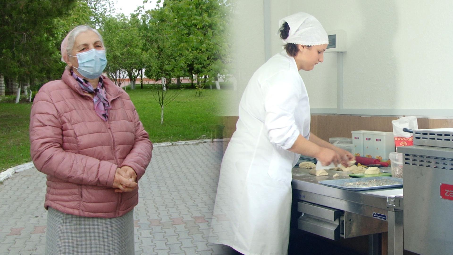 ВИДЕО   Мать восьмерых детей из Сынжерей открыла свой бизнес в 62 года