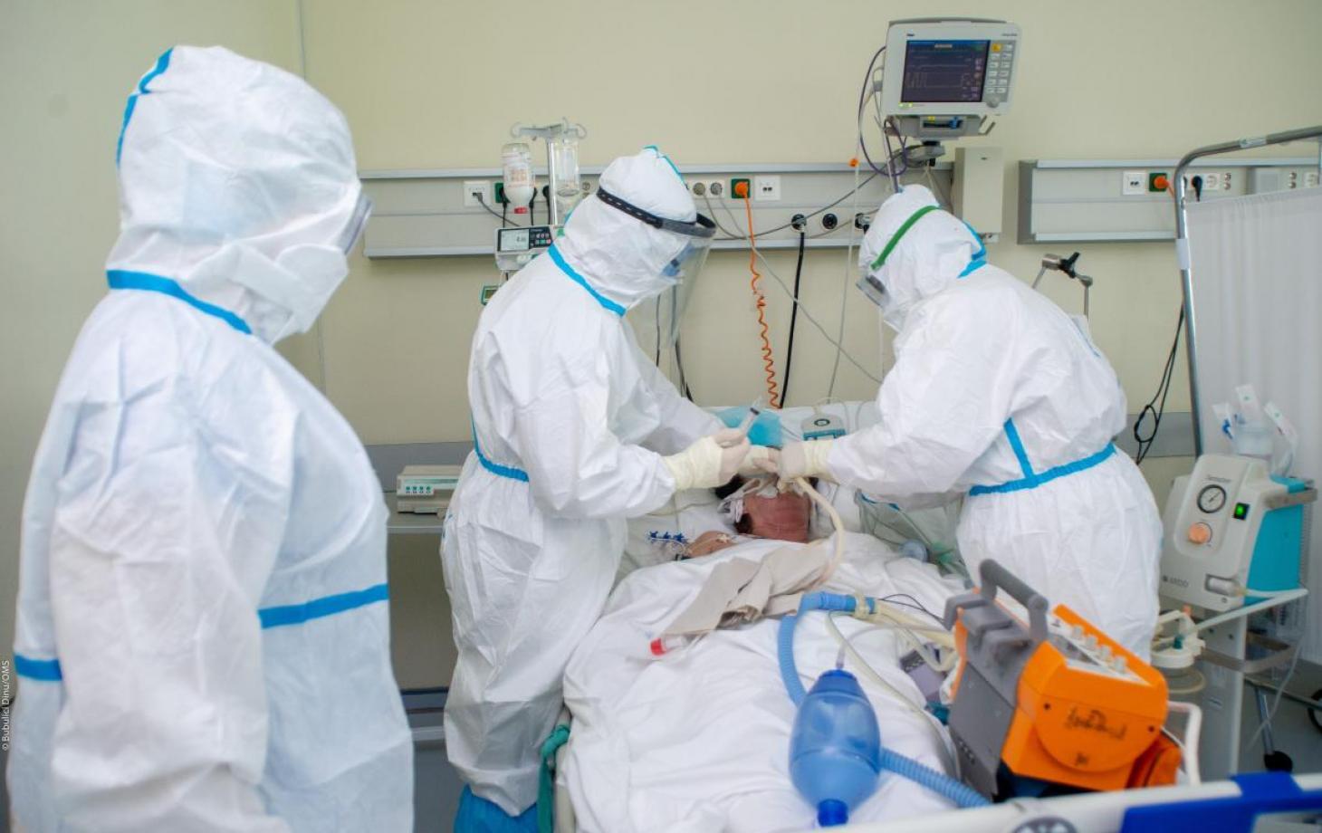 В Молдове от коронавируса скончался еще один врач. За все время эпидемии в стране умерли 24 медработника