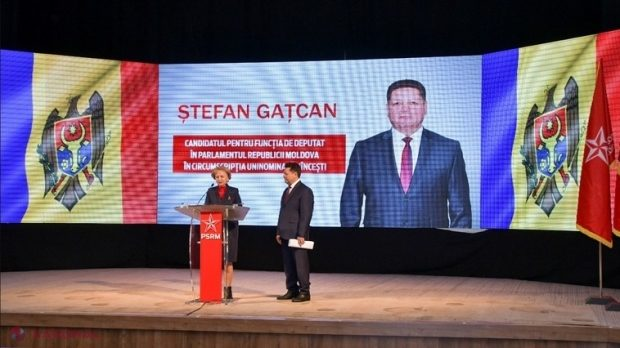 Deputatul Gațcan părăsește PSRM și aderă la Pro Moldova