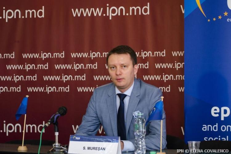 Siegfried Mureșan: În Moldova vor veni fonduri europene pentru redresarea economiei
